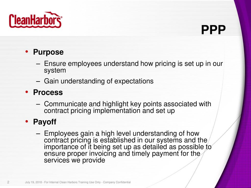 CS3110 Pricing Contract Management - ppt download