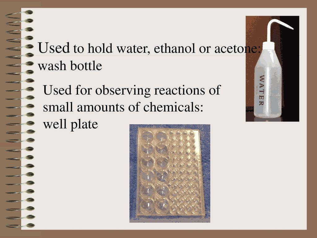 Chemistry Equipment  - ppt download