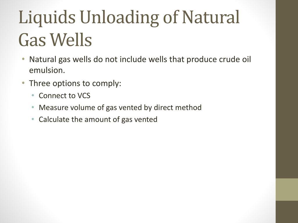 ARB GHG Oil & Gas Regulation - ppt download