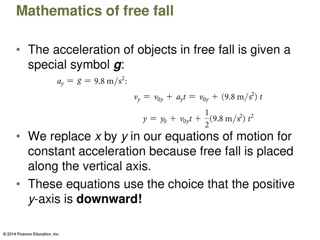 Modern Freefall Mathematics Images - Worksheet Math for Homework ...