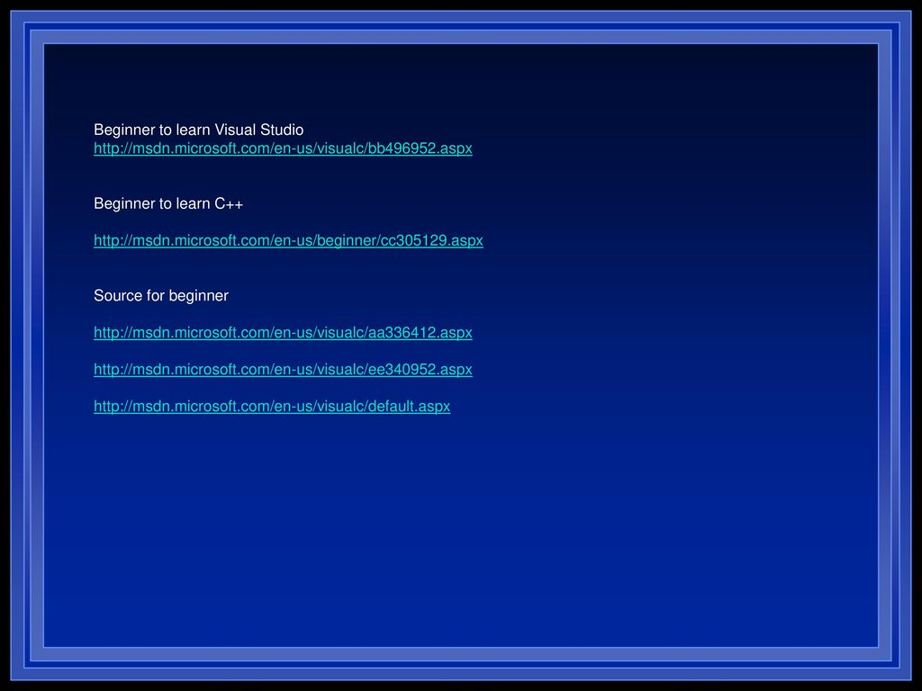 Windows Programming Model - ppt download