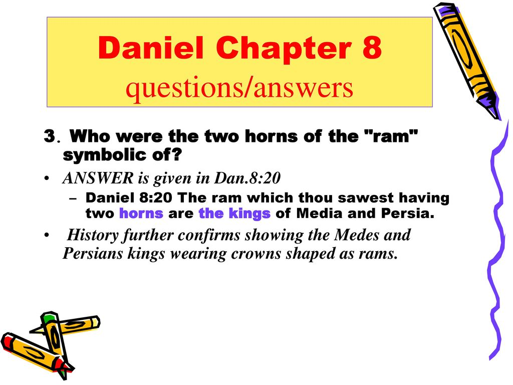 Daniel chapter ppt download