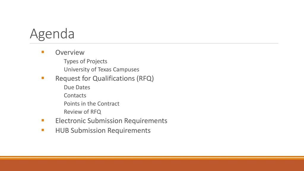 Pre Proposal Conference Ppt Download