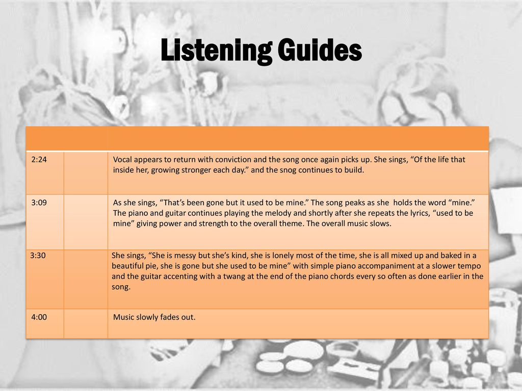 Aloma Uhi Music 1010 Music Analysis Ppt Download