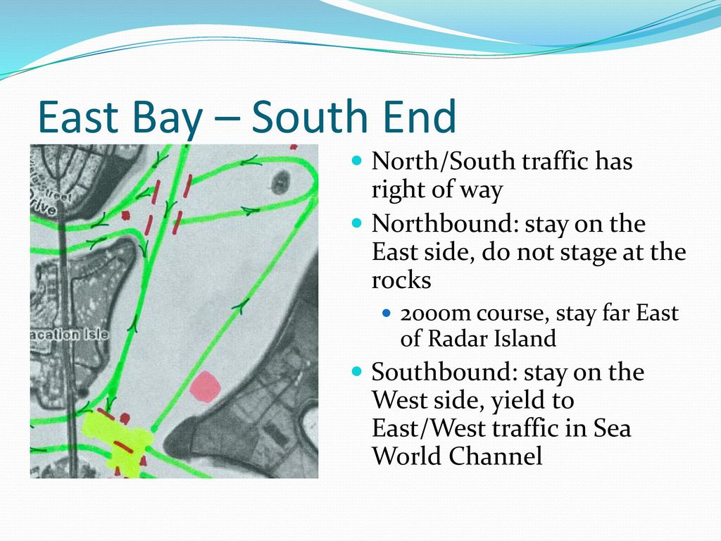 Mission Bay Rowing Traffic Pattern & Safety - ppt download