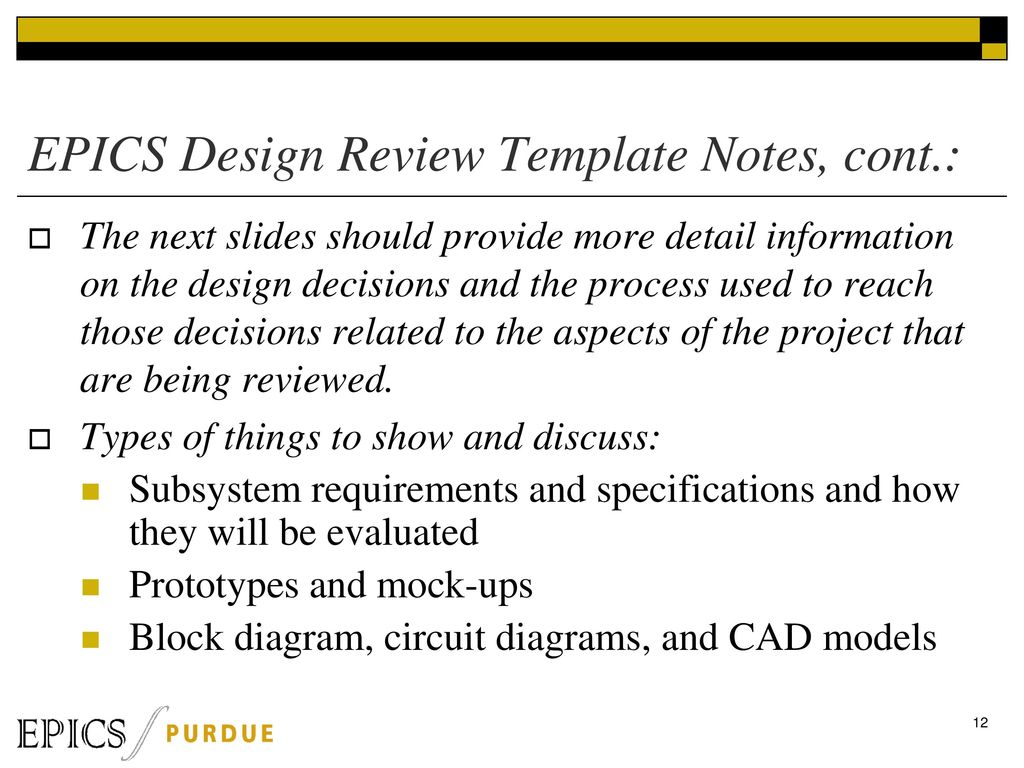 Epics Design Review Template Notes Ppt Download Diagram This Is A Circuit Of The Ups Subsystem 12
