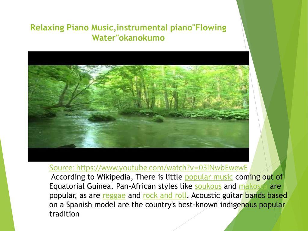 Relaxing Piano Music,instrumental piano
