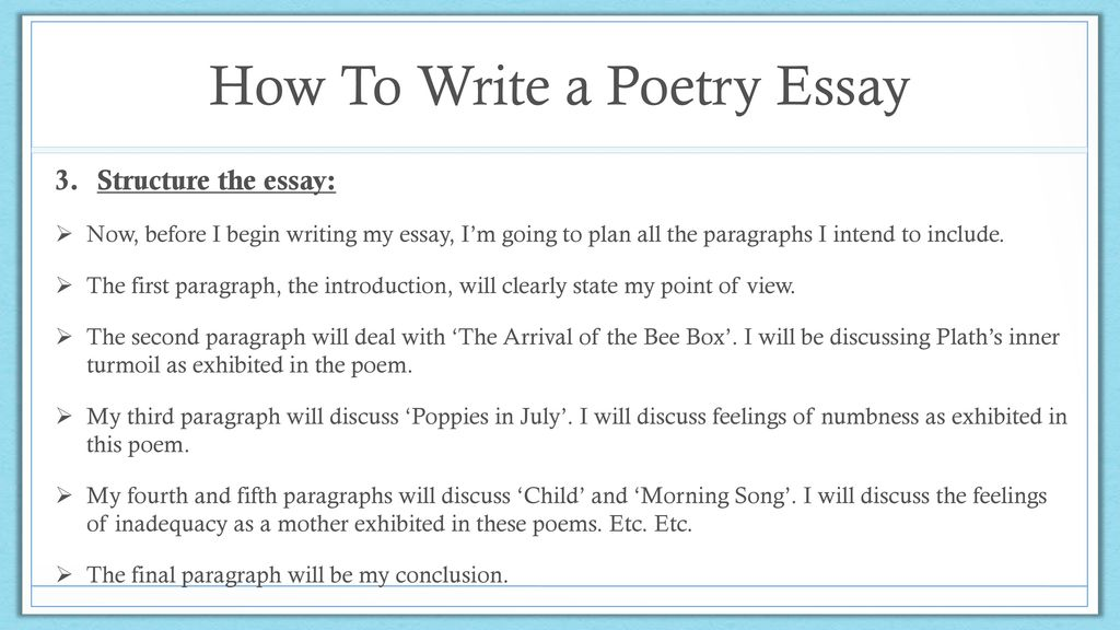 Essay poetry structure esl curriculum vitae ghostwriters site uk