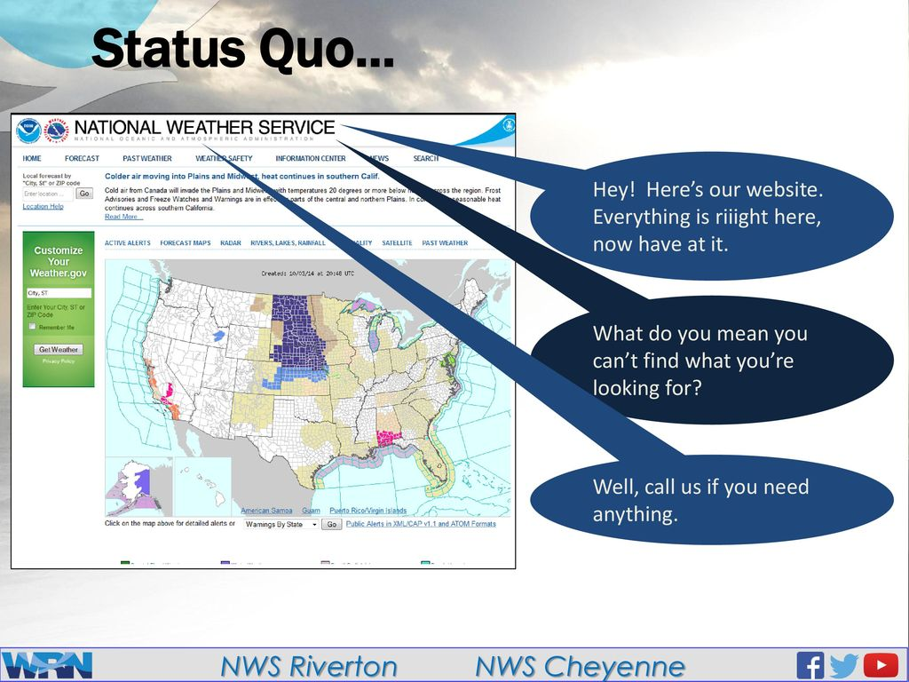 Wyoming Association of Rural Water Systems - ppt download