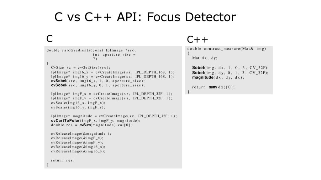 OpenCV 3 0 Latest news and the Roadmap - ppt download