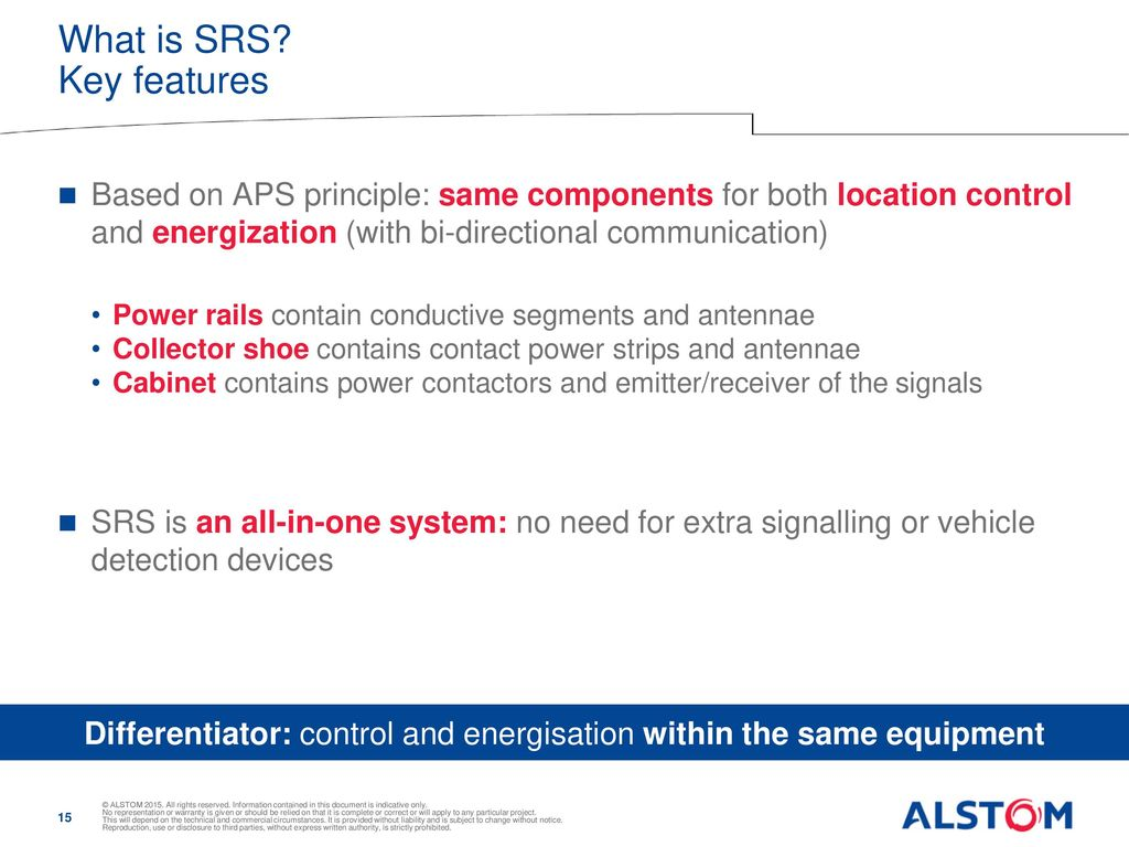 What Is Srs >> Srs For Tramway And Busses Ppt Download