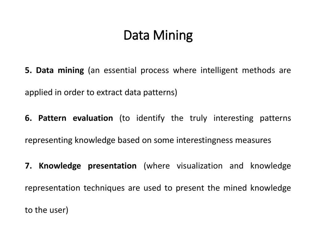 Data Mining  - ppt download
