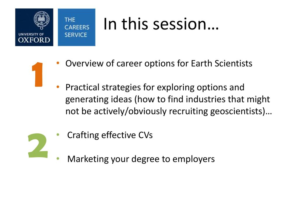 If Not Oil Gas Then What How To Craft A Great Cv Ppt Download