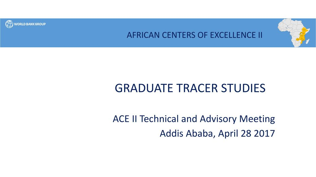 GRADUATE TRACER STUDIES Ppt Download