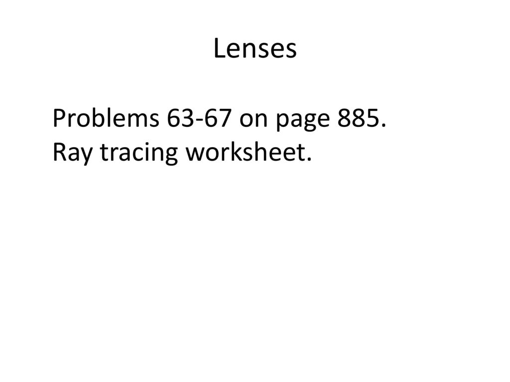 Figure 26 3 Reflection From A Smooth Surface Ppt Download