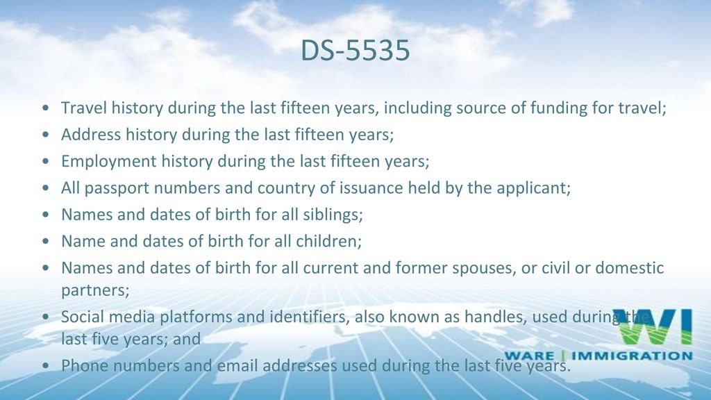 Elaine Kimbrell, Ware|Immigration - ppt download