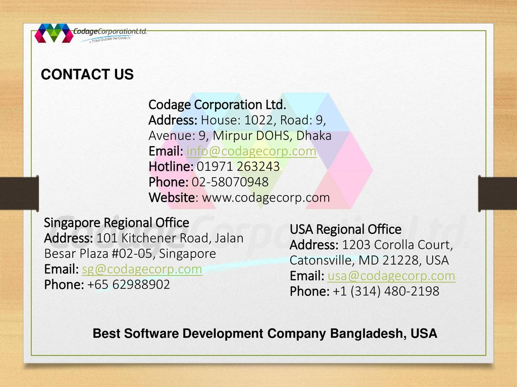 WELCOME TO Digital Marketing, Website and Software Design