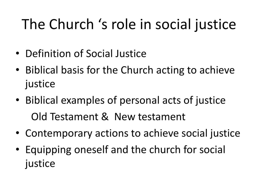 a call to social justice - ppt download