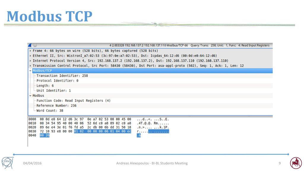 Progress Updates: ICP DAS ET-7026 Communication & CryoBLM analysis
