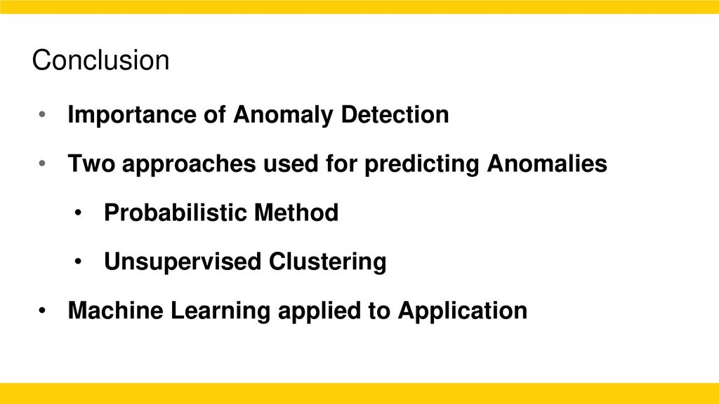 Machine Learning for Signal Quality Monitoring - ppt download