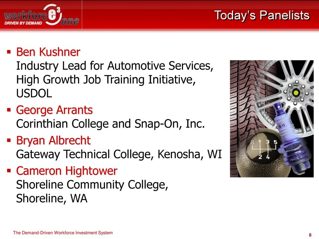 Automotive Services: Steering the Industry Toward Workforce
