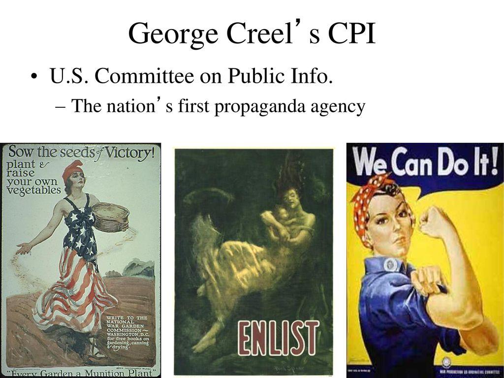committee on public info