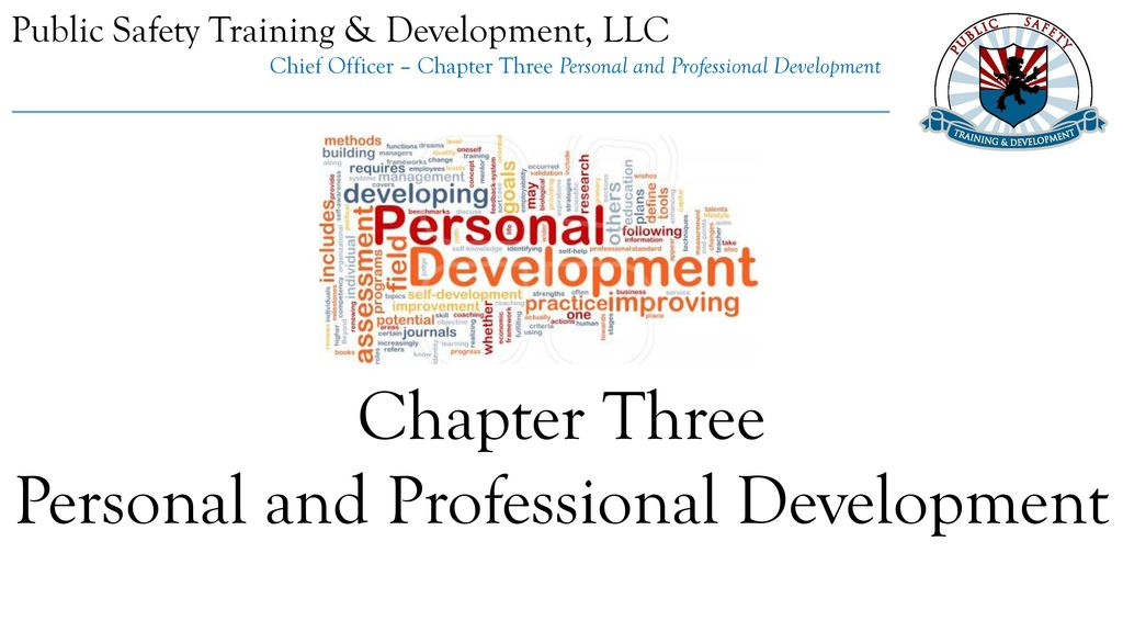 personal professional development definition