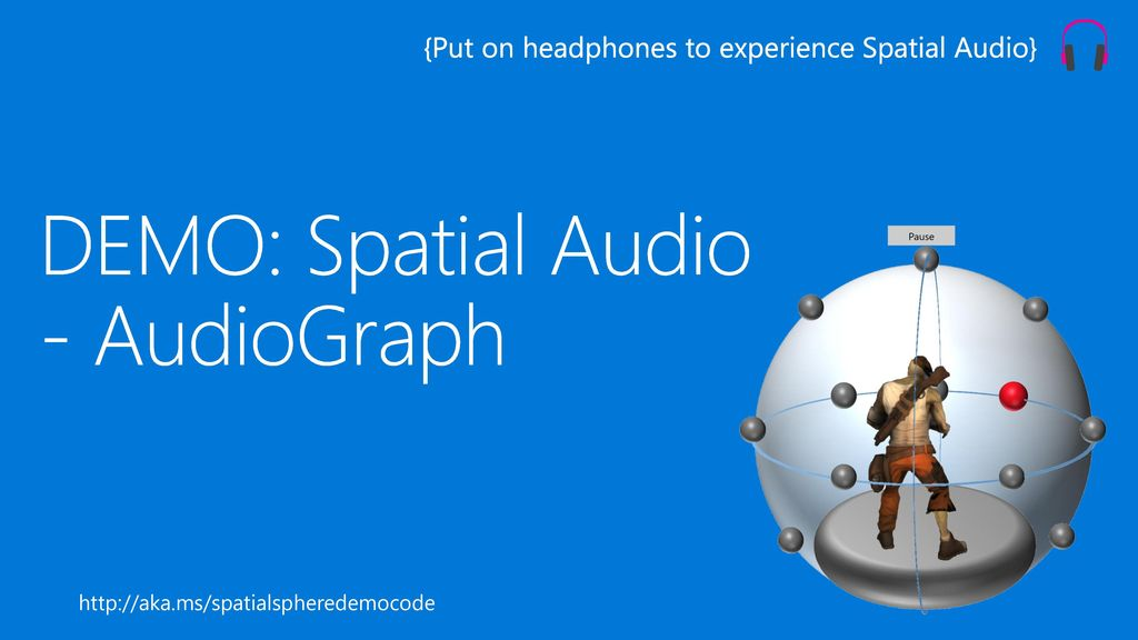 Spatial Audio - Spatial Sphere Demo Explained - ppt download
