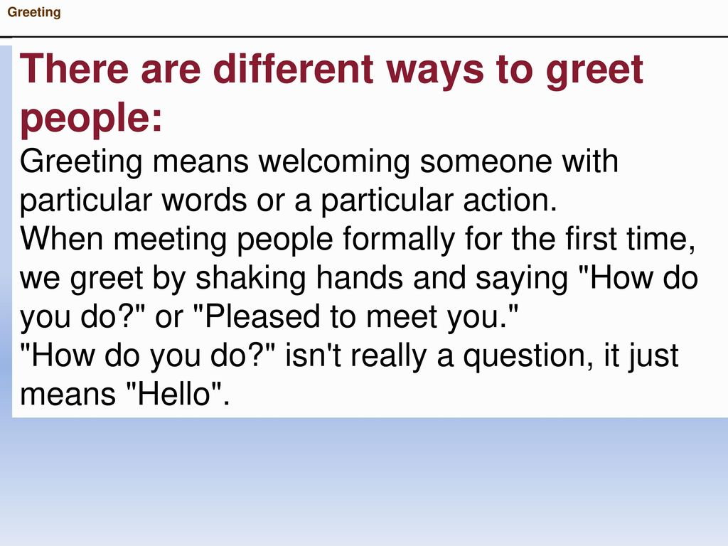 Speak English The Right Way Speaking Lessons Ppt Download