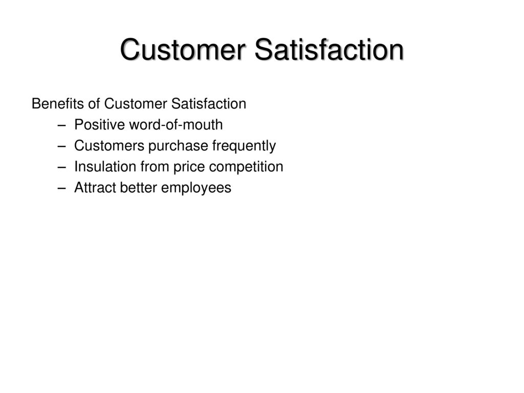 Service marketing m eko fitrianto ppt download 19 customer satisfaction ccuart Image collections