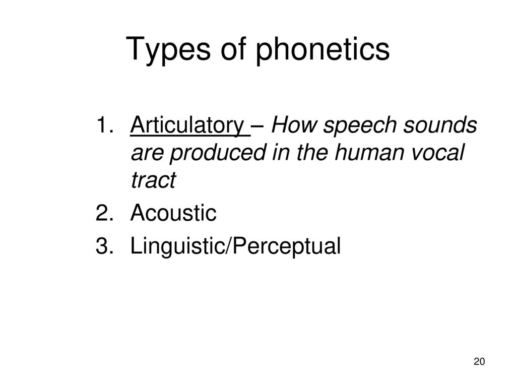 Lecture 1 SPAU 3343 Phonetics and Phonology William Katz, Ph