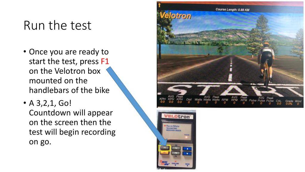 velotron manual