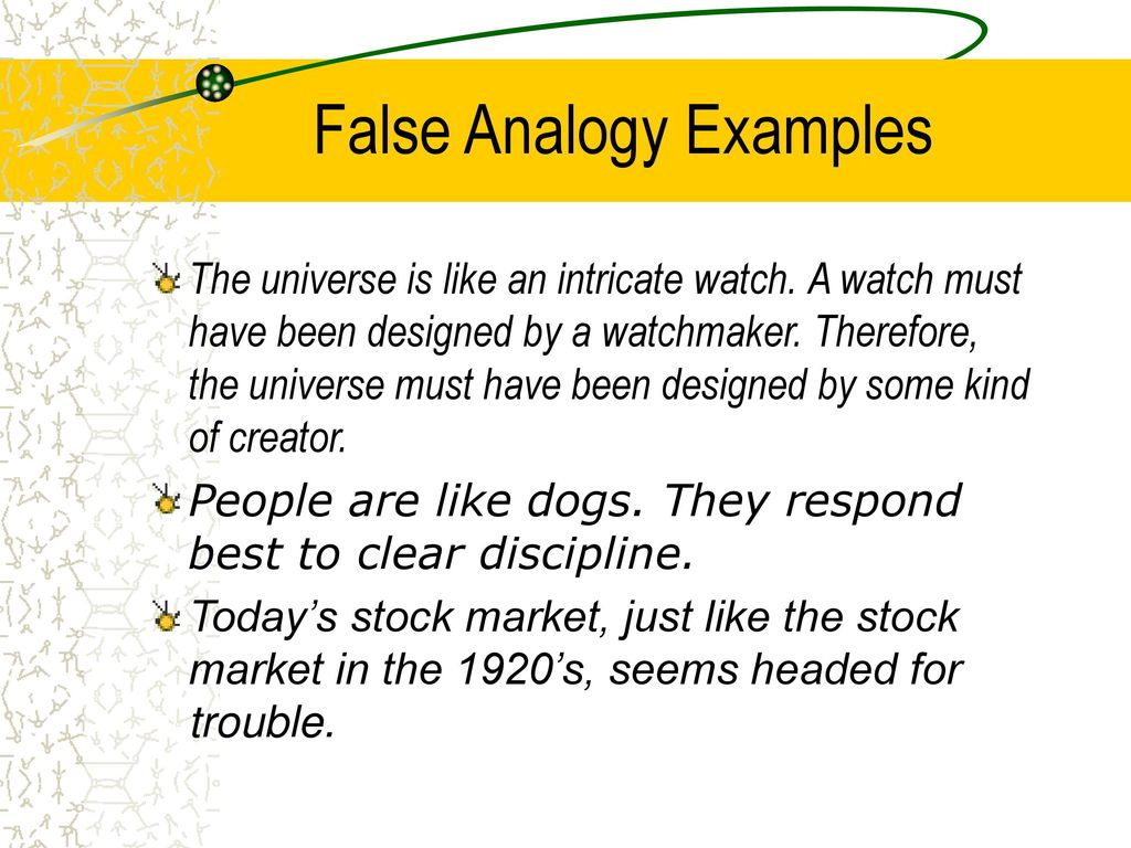Logical Fallacies Logical Fallacies Are Errors In Thinking And