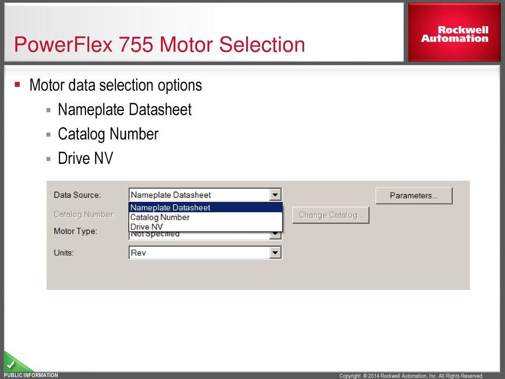 Integrated Motion on EtherNet/IP - ppt download
