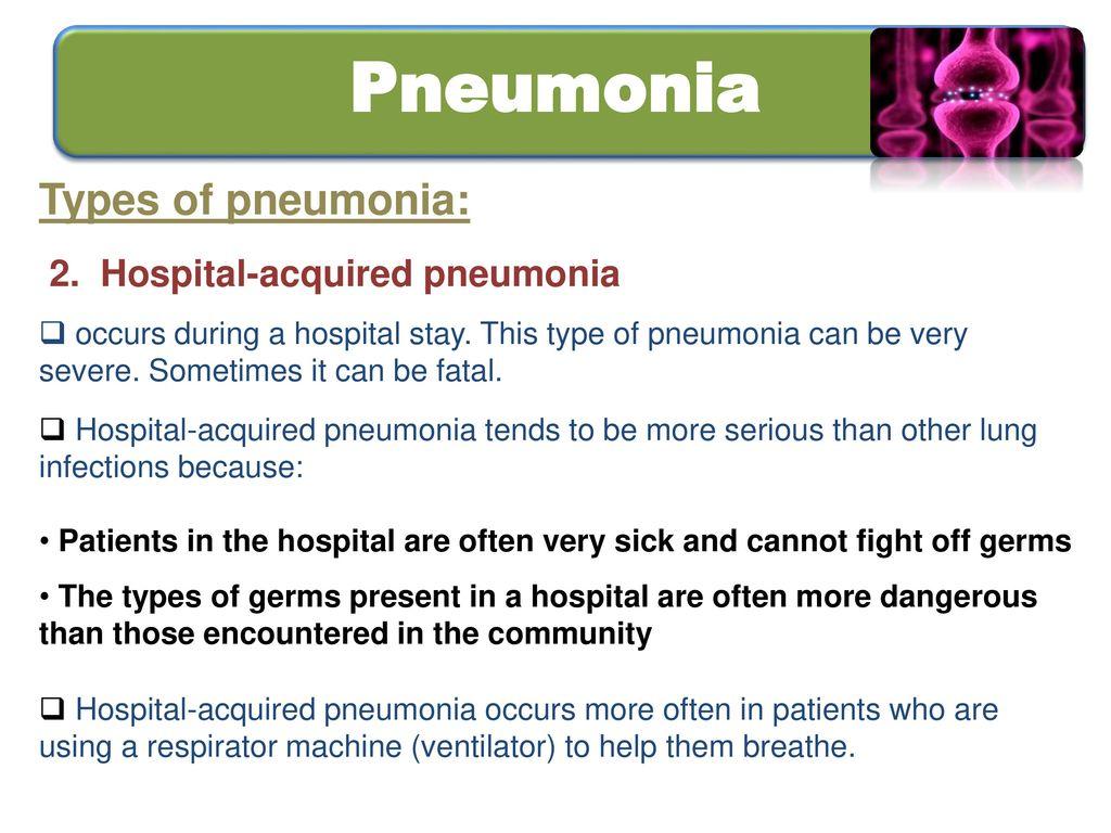 Pneumonia   Pneumonia Symptoms   Signs of Pneumonia ...