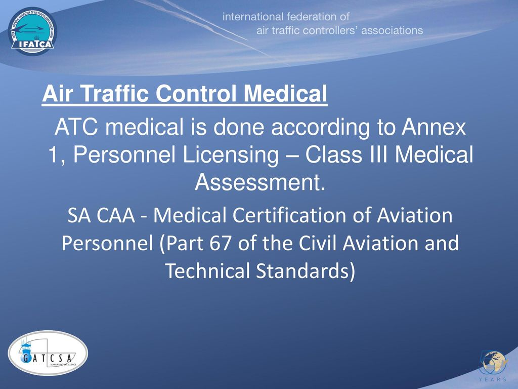 Air Traffic Control And Mental Health Ppt Download