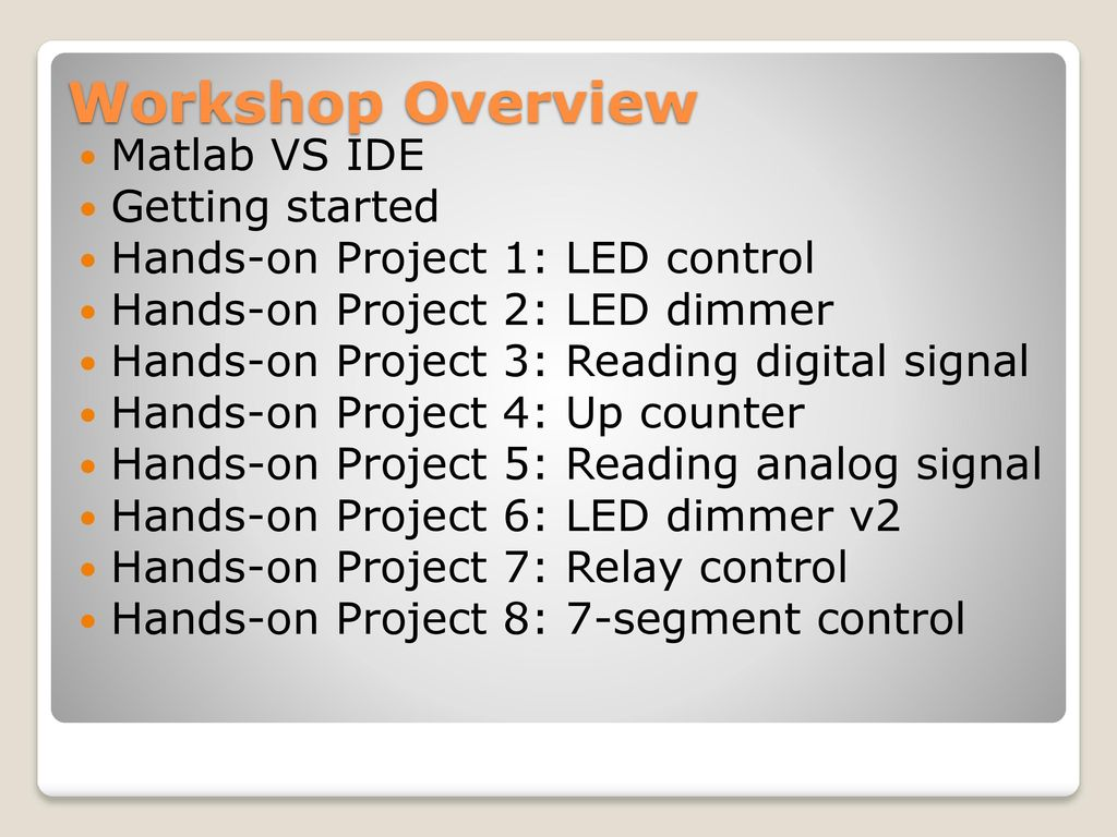 Topics: ArduinoIO package Simulink with arduinoIO - ppt download
