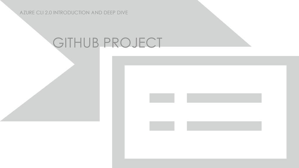 Azure CLI Deep Dive Neil Peterson Content Developer Microsoft  - ppt