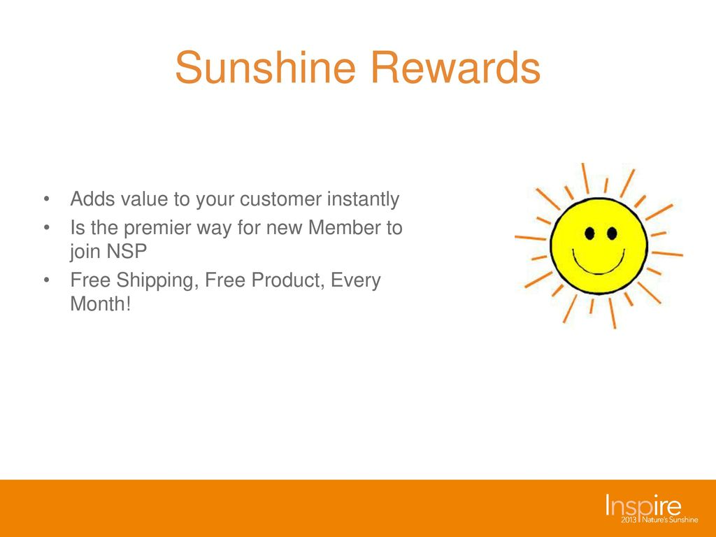 Super Charge Your Business with Sunshine Rewards and SmartStart