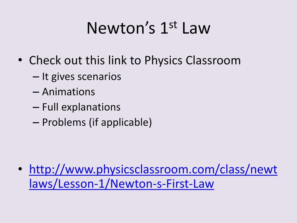 Newton's Laws Helpful study aid - ppt download