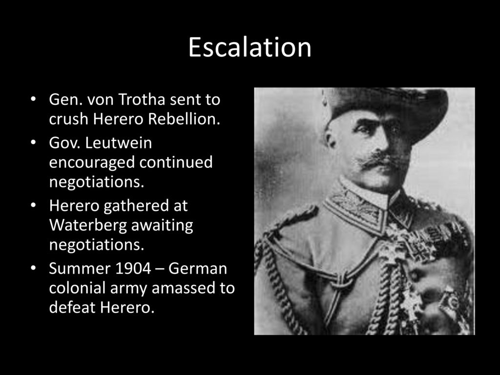 The Herero Nama Genocide Ppt Download