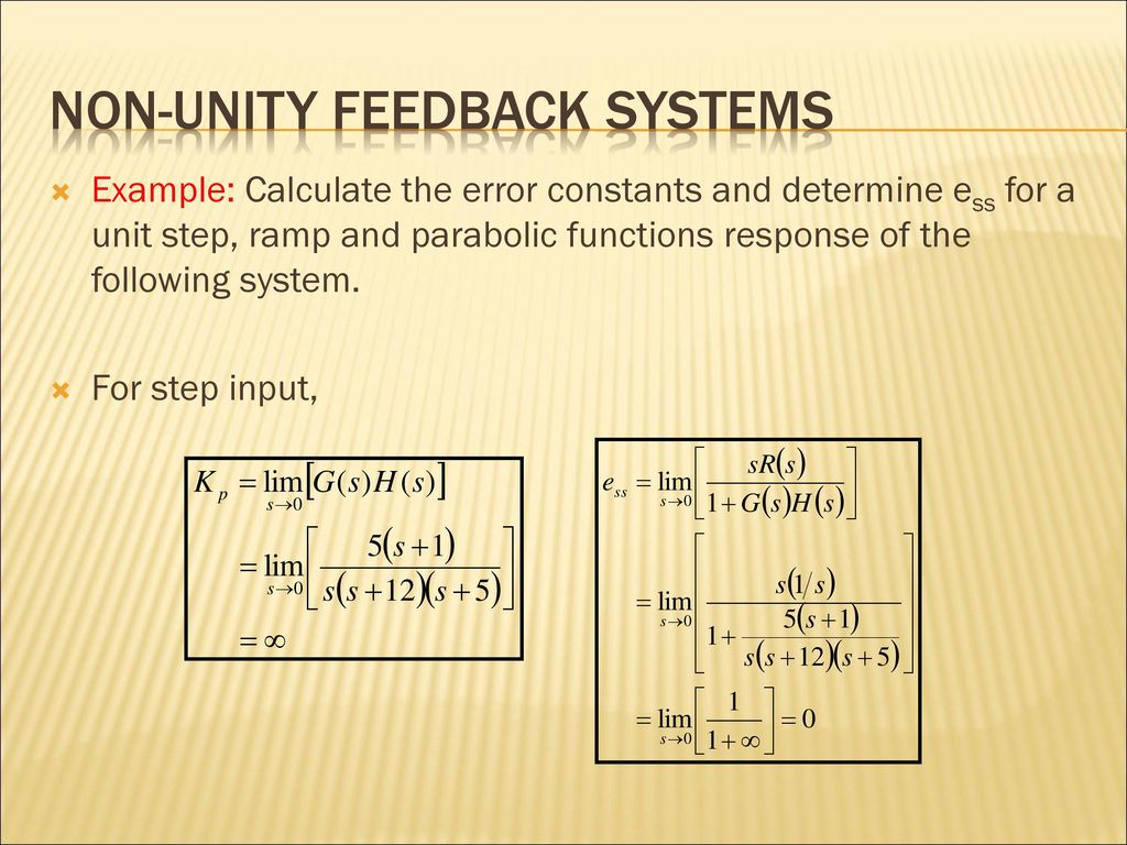 DNT Control Principle Steady-State Analysis DNT Control