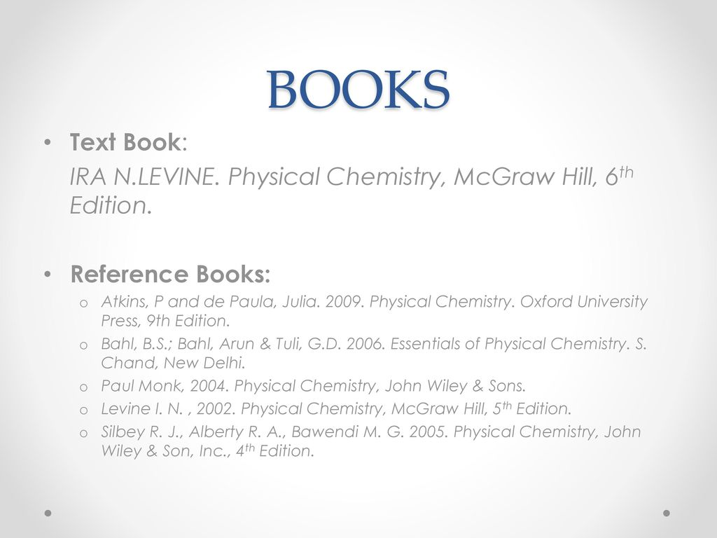 Physical Chemistry By Bs Bahl Pdf