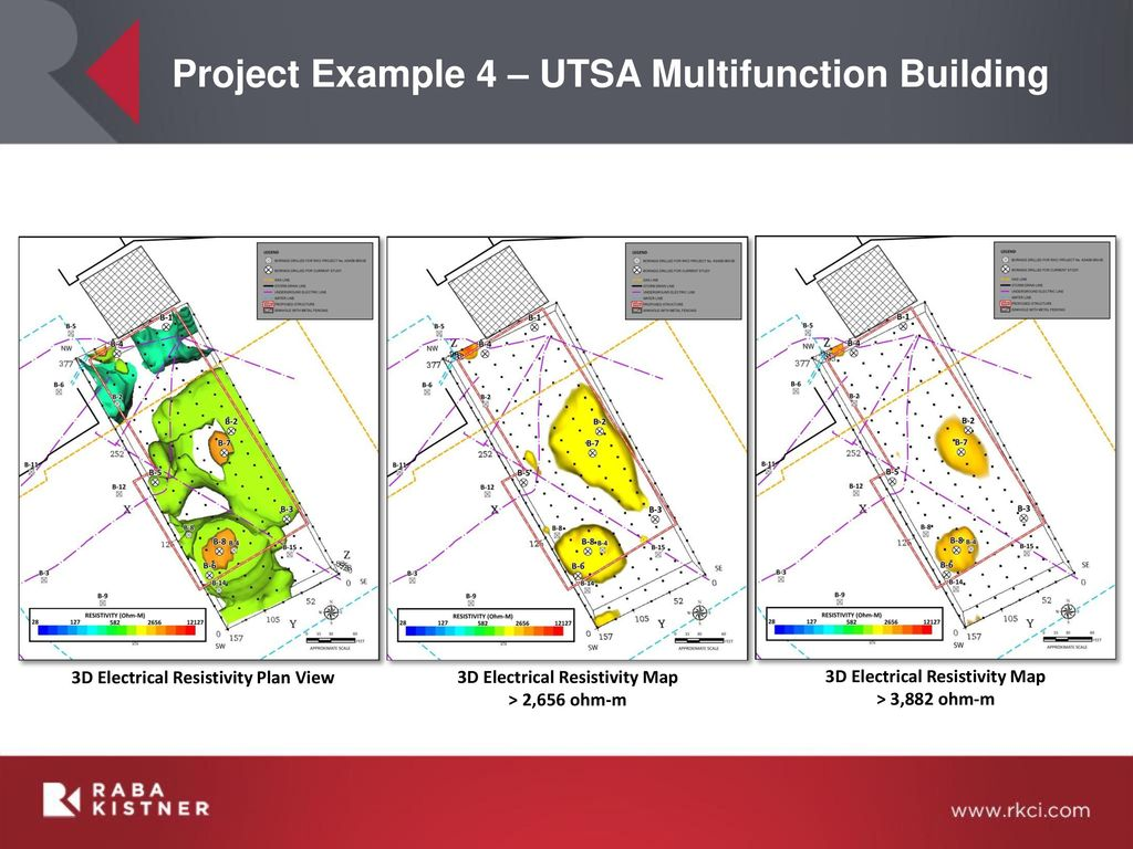 Klar Richard V Mccoy Zaneta And Prikryl James D Ppt Download 3d Electrical Plan 17 Project Example 4 Utsa Multifunction Building Resistivity