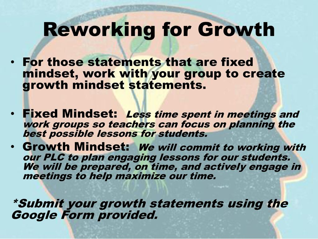 How Teachers Can Create Growth Mindset >> Growing Our Beliefs And Practices To Help Our Students Grow Ppt
