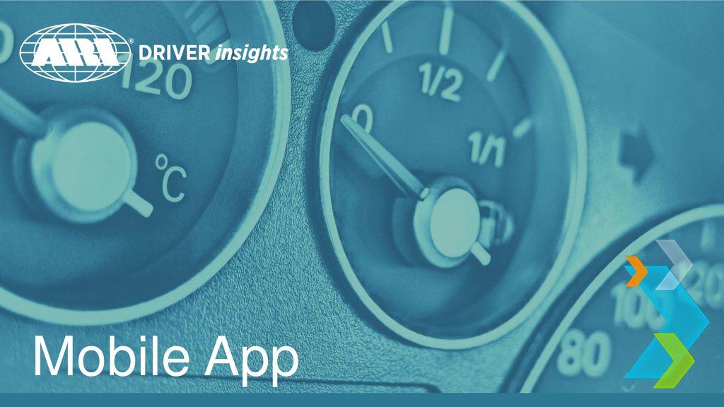 Mobile App  - ppt download