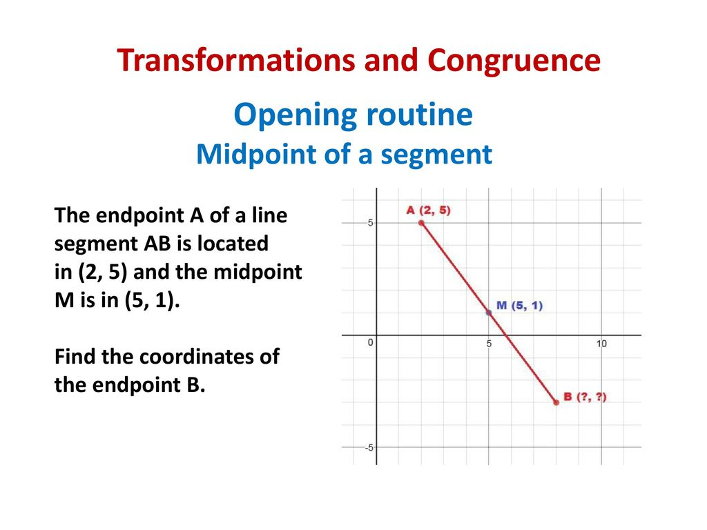 Worksheets Transformations And Congruence Worksheet transformations and congruence ppt download congruence