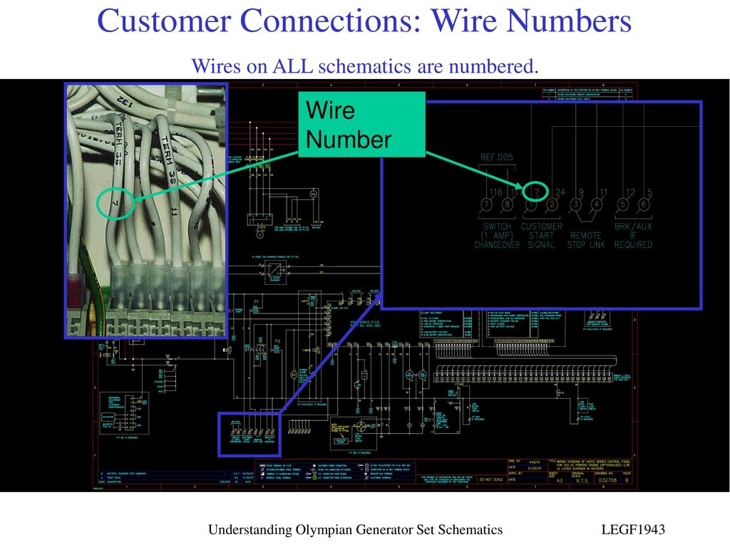 understanding olympian generator set schematics - ppt download  slideplayer