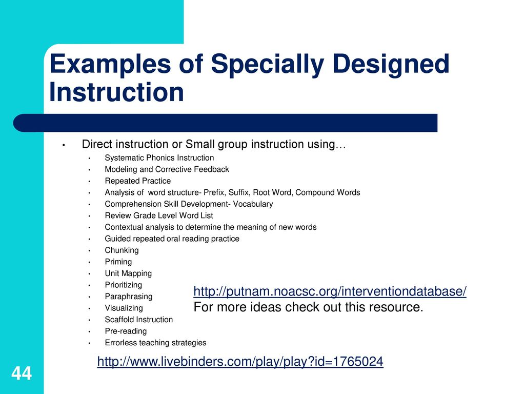 Putnam County Educational Service Center Iep Compliance Training Ppt Download