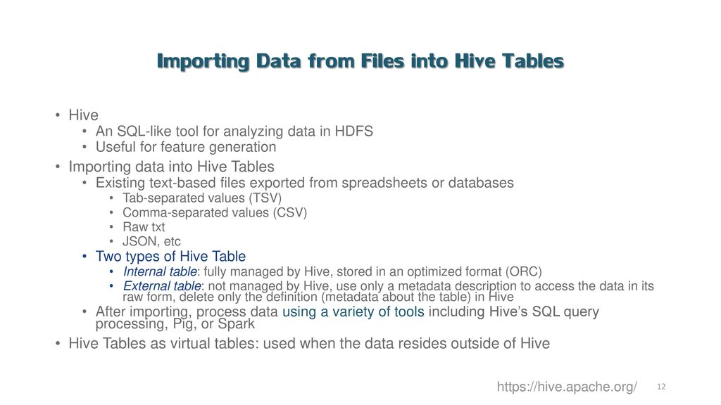 Getting Data into Hadoop - ppt download
